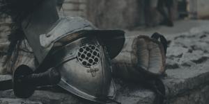 Armaduras y vestimenta de guerra medieval