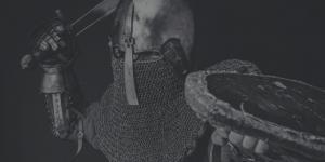 Armando guerra: Dagas y cuchillos