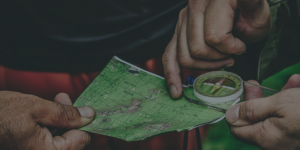 ¿Escritor de brújula o de mapa?