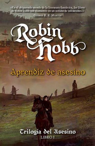"Novela de fantasía y magia: ""Aprendiz de asesino"" de Robin Hobb"
